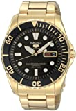 SEIKO Men's Watch SEIKO 5 SPORTS automatic day date back overseas model (made ​​in Japan) SNZF22JC