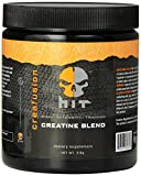 Cheap HIT Supplements, Creafusion Pro Series Muscle Building Creatine Blend, Unflavored, 60 Servings