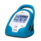 SunTech Vet30 Veterinary Continuous Vital Signs Monitor with Peacock Blue Armour