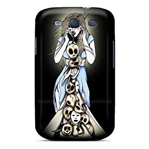 Great Cell-phone Hard Covers For Samsung Galaxy S3 With Allow Personal Design Nice Maria Brink Band Pattern CASESHOPZOU