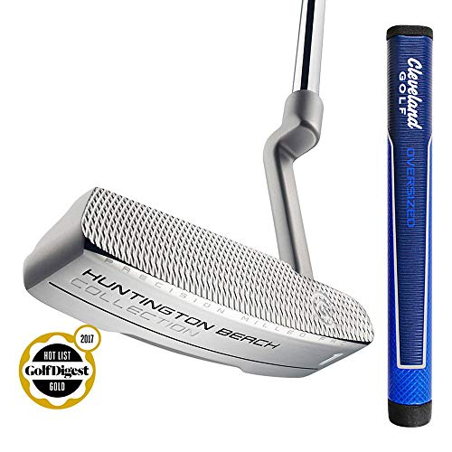 Cleveland Golf 11170384 Huntington Beach 1 Grip Golf Putters, Size 35/Oversize Cleveland Classic 1 Putter