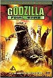 Godzilla: Final Wars [DVD] [2004] [Region 1] [US Import] [NTSC]