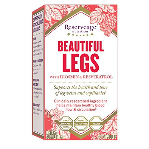 Reserveage Beautiful Legs with Diosmin - 30ct (FFP)
