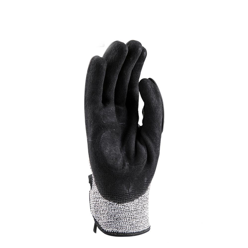 Outdoor sports climbing gloves anti - collision high - altitude work loading and unloading rubber safety equipment by LIXIANG (Image #2)