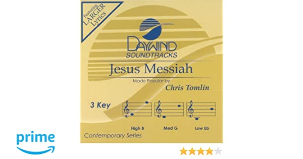Chris Tomlin - Jesus Messiah [Accompaniment/Performance Track ...
