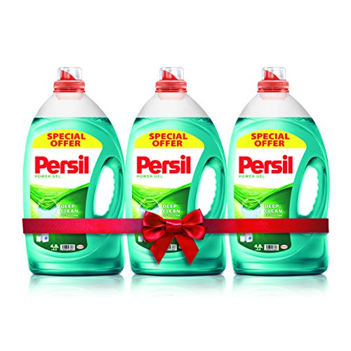 Persil Power Gel Low Foam, 3 x 4.8 Liters