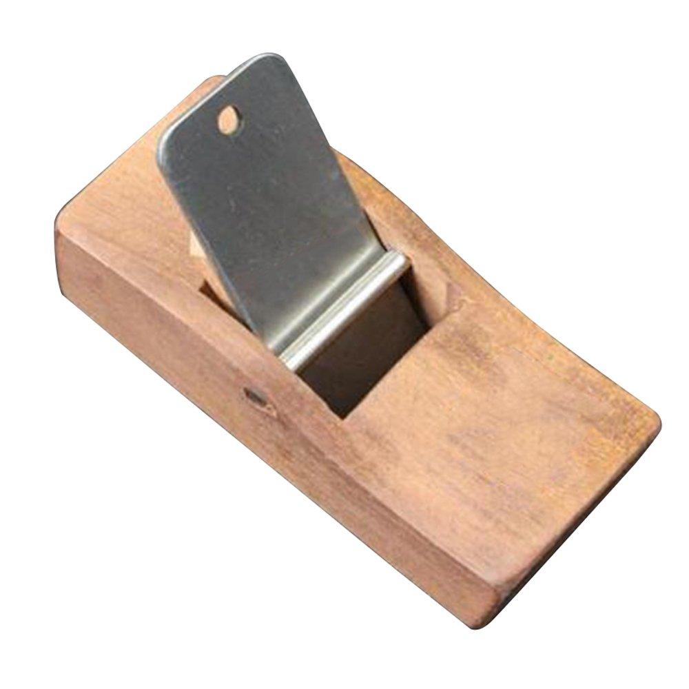 Zinnor 3Pcs Hand Planer Carpenter Hard Wood Planer Hand Tools Easy for Sharpening DIY Carpenter Woodcraft Tool Household