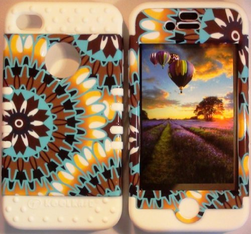 iphone 4 case tie dye - 9