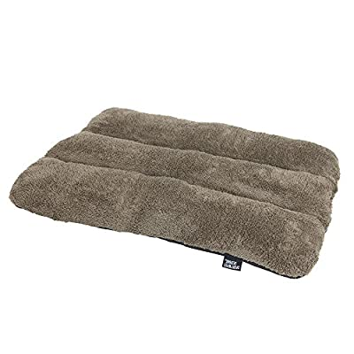 SportPet Designs Waterproof Pet Bed with Non Skid Bottom - Fits SportPet Plastic Dog Kennel
