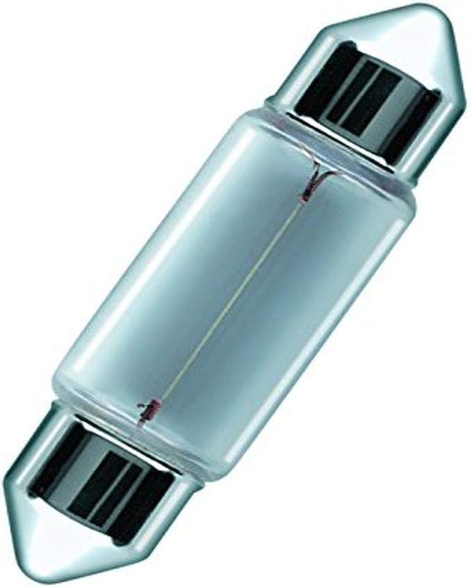 Osram 6461 272 Sv8 5 8 Soffittenlampe 12 V 10 W 10er Box Auto