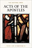 img - for Navarre Bible: The Acts of the Apostles (Navarre Bible: New Testament) book / textbook / text book