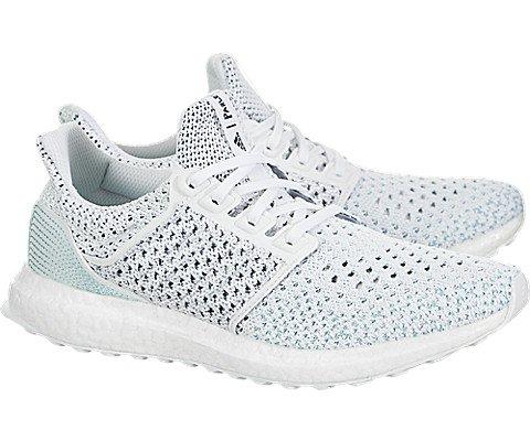 adidas Ultraboost Parley LTD (Kids), Footwear White / Footwear White-blue