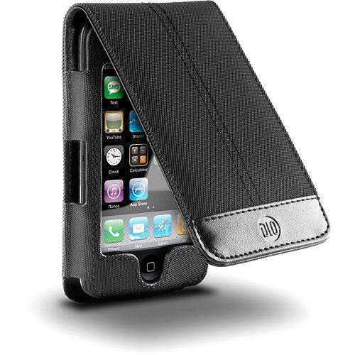 17 Hipcase Folio (DLO Nylon Folio HipCase with Belt Clip for iPod touch 1G, 2G, 3G (Black) )