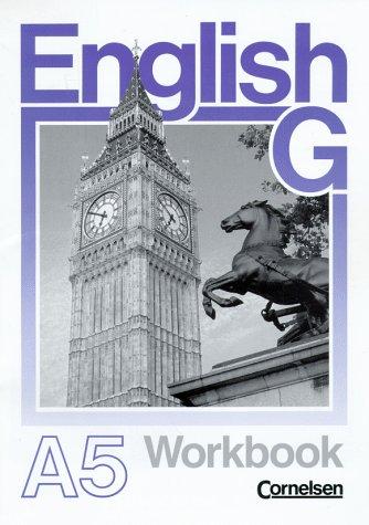 English G, Ausgabe A, Workbook