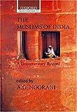 Muslims of India, , 0195670566