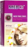 MEDca Deep Cleansing Nose Pore Strips, 24 Count