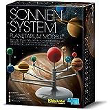 4M 68399 - Sonnensystem Planetarium Modell
