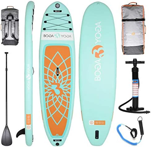Boga Yoga Inflatable SUP Board