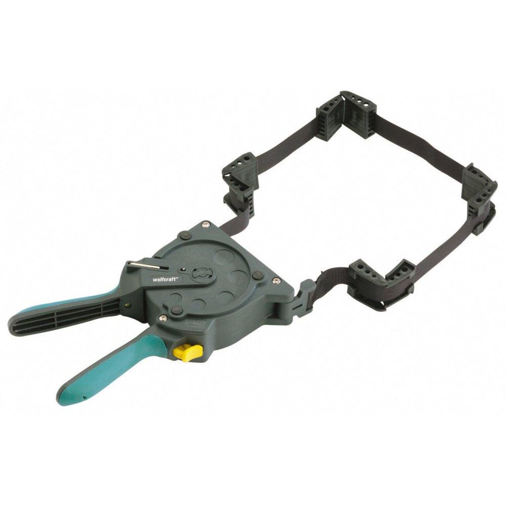 Wolfcraft 3681000 Einhand-Bandspanner 5m