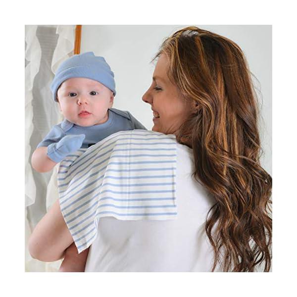 The Peanutshell Newborn Essentials Layette Gift Set or Baby Boys or Girls