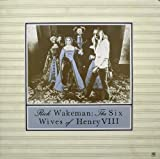 The Six Wives Of Henry VIII - Rick Wakeman LP
