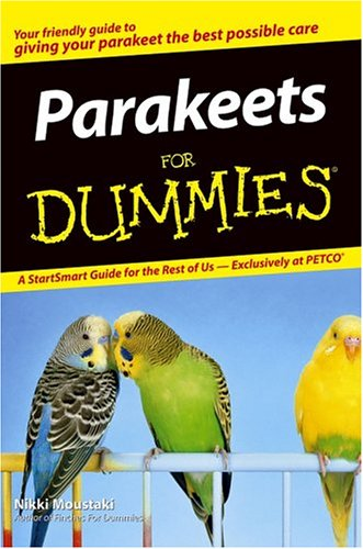 Download Parakeets for Dummies pdf