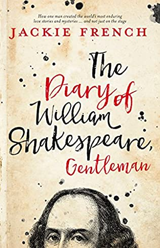 book cover of The Diary of William Shakespeare, Gentleman