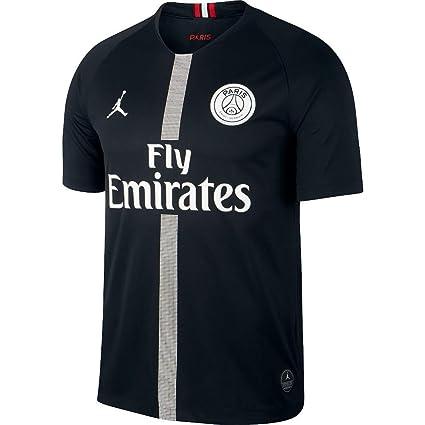 separation shoes ea447 d001a '47 Jordan PSG Paris Saint-Germain Men's Soccer Jersey T-Shirt 2018-2019