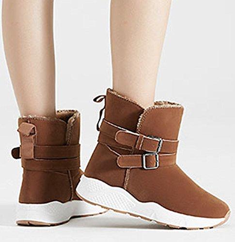 Aisun Chaussures Femme Compens Aisun Mode Femme PrqF8xdwf8