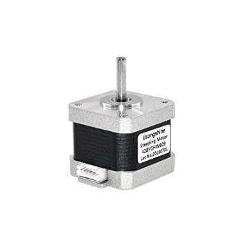 Motor de impresora 3D 4-Lead Nema 17 Motor paso a paso ...