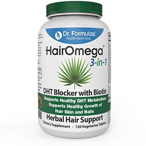 Formulas Hairomega Blocker Support Formula product image
