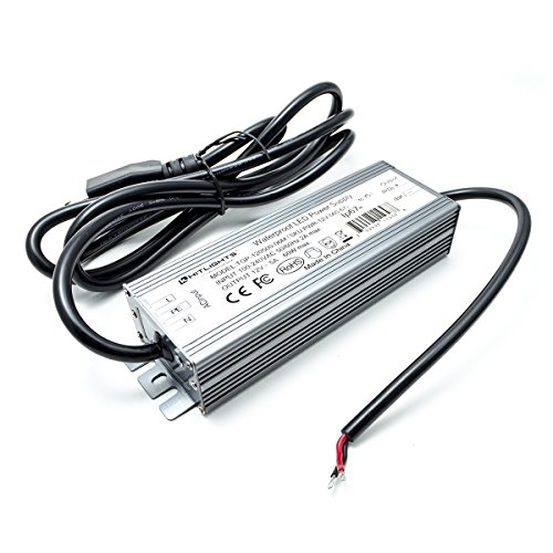Waterproof 60 Watt LED Light Strip Power Supply for LED L...