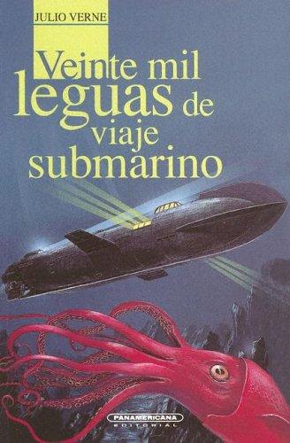 Read Online Veinte Mil Leguas De Viaje Submarino (Spanish Edition) pdf epub
