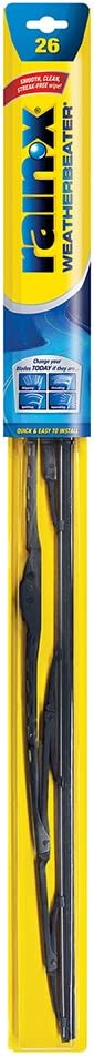 "Rain-X RX30226 Weatherbeater Wiper Blade, 26"" (Pack of 1)"