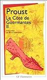 A la recherche du temps perdu, tome 3, 2ème partie : Le Côté de Guermantes II par M. Marcel Proust