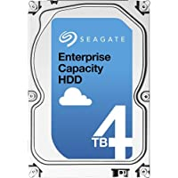 Seagate 4TB Enterprise Capacity SAS 12Gb s 512n 3.5 Internal Hard Drive Model ST4000NM0025