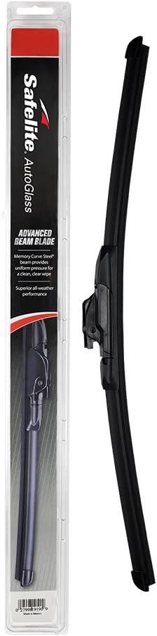 "Safelite AutoGlass Advanced Windshield Wiper Blade, 24"" (Pack of 1)"