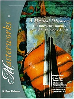 Masterworks: A Musical Discovery (2nd Edition)