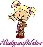 Babyaufkleber, Kinderaufkleber, Baby on Tour, viele schöne Motive zur Auswahl