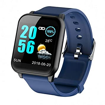 Amazon.com : WTGJZN greentiger Z02 Smart Watch Waterproof ...