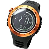 LAD-WEATHER Swiss Sensor Watch Altimeter...