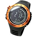 sensor 9100 - [LAD WEATHER] Swiss sensor Altimeter Barometer Digital Compass Weather Forecast Thermometer Step data Multifunctional Watches