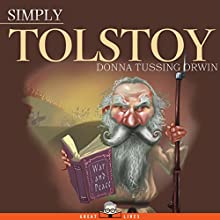 Simply Tolstoy Audiobook by Donna Tussing Orwin Narrated by Alex Lee