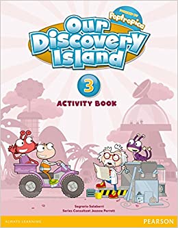 Our Discovery Island 3 Activity Book Pack - 9788498377828 por Sagrario Salaberri epub