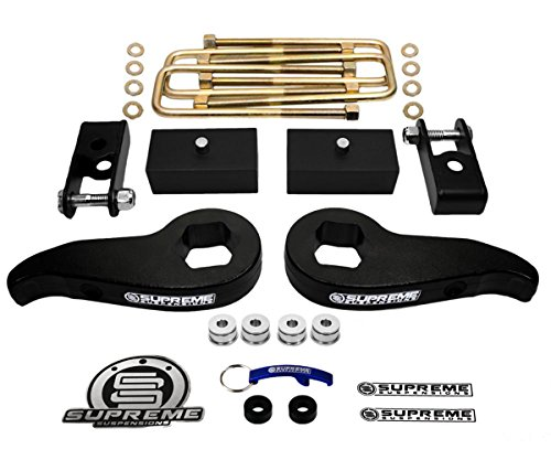 gm suspension lift kit - 9