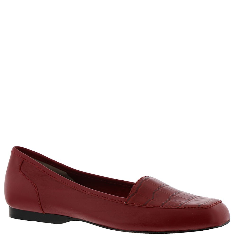 ARRAY Freedom Women's Slip On B07F1ZXKWJ 11 2A(N) US|Red-crocodile