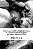 Techniques of Multiple Chinese Acupuncture Therapies with Full Illustrations, Henry Lu, 1490414495