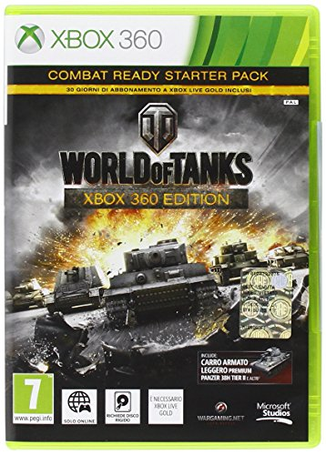 Price comparison product image World of Tanks - Xbox 360 Edition