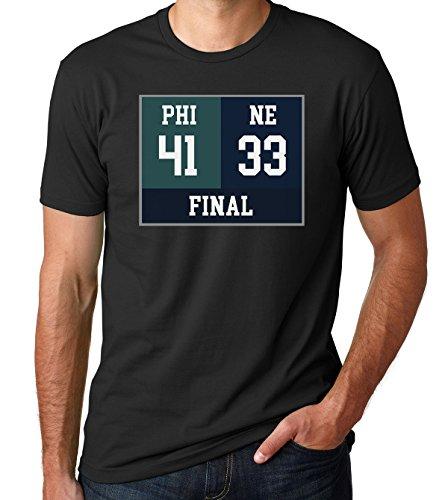 Sexy Girl Rock Philly Special Shirt - Philadelphia Underdogs T-Shirt - Final Scoreboard - Championship Men's Fan Tee