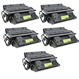 ADE Products Compatible Replacements for 5 HP 27X High Yield Black Toner, 5 HP C4127X for HP LaserJet 4000, 4000n, 4000se, 4000t, 4000tn, 40050, 4050 usb-mac, 4050n, 4050se, 4050t, 4050tn Printers